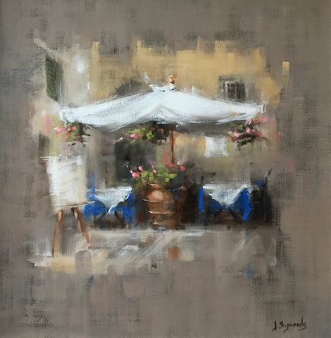 A Table In Tuscany Original by Joanne Symonds *SOLD*