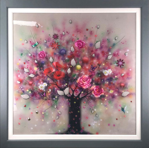 Some Kind of Beautiful Original by Kealey Farmer *NEW*-Original Art-The Acorn Gallery-Kealey-Farmer-artist-The Acorn Gallery