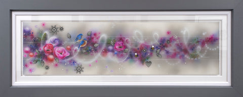 Symphony I Deluxe by Kealey Farmer *NEW*-Original Art-The Acorn Gallery-Kealey-Farmer-artist-The Acorn Gallery