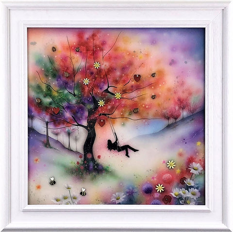 Free To Fly Original by Kealey Farmer *NEW*