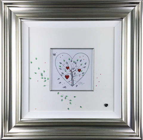 Love Grows Original Sketch by Kealey Farmer *NEW*