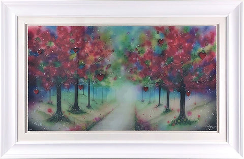 Love Will Lead The Way by Kealey Farmer-Limited Edition Print-The Acorn Gallery-Kealey-Farmer-artist-The Acorn Gallery
