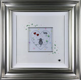 Mine Original Sketch by Kealey Farmer *SOLD*