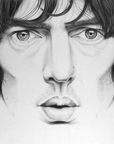 Richard Ashcroft The Verve Original by Lee Coleman