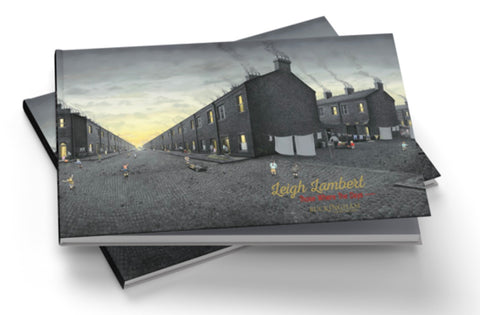 Those Were The Days Limited Edition Book by Leigh Lambert