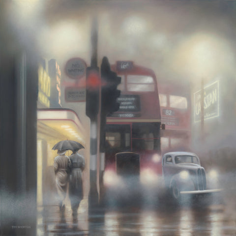 Lets Walk by Tim Shorten-Limited Edition Print-The Acorn Gallery-The Acorn Gallery