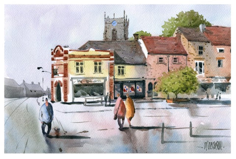 Pocklington Original by Mike Jackson