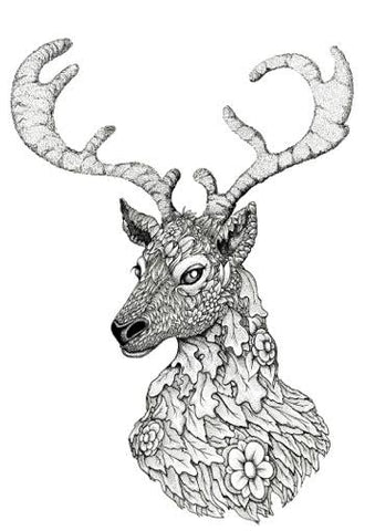 Stag Original by Mike Jackson