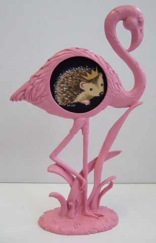Little Miss Hedgehog Original by Marie Louise Wrightson *NEW*