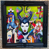 Maleficent, Mistress Of All Evil Original by Marie Louise Wrightson *NEW*