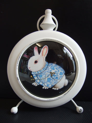 The White Rabbits Best Coat Original by Marie Louise Wrightson *NEW*