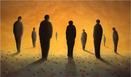 Lest We Forget by Mackenzie Thorpe-Limited Edition Print-The Acorn Gallery-Mackenzie-Thorpe-artist-The Acorn Gallery