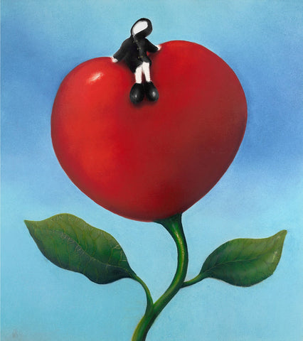 Love And Life by Mackenzie Thorpe-Limited Edition Print-The Acorn Gallery-Mackenzie-Thorpe-artist-The Acorn Gallery