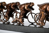 The Race Bronze Sculpture by Mackenzie Thorpe *NEW*