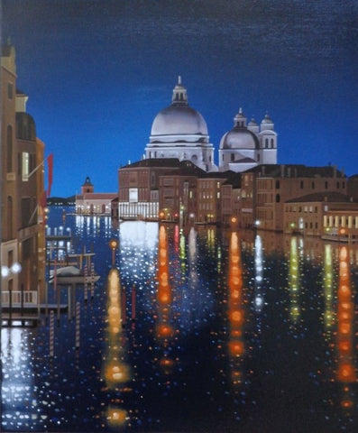 Reflections On The Grand Canal by Neil Dawson *NEW*