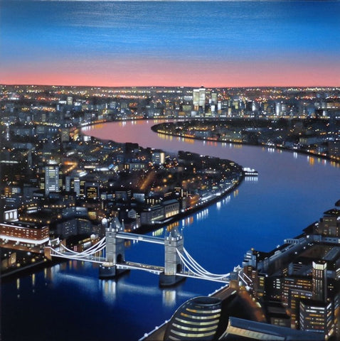 View From The Shard by Neil Dawson *NEW*