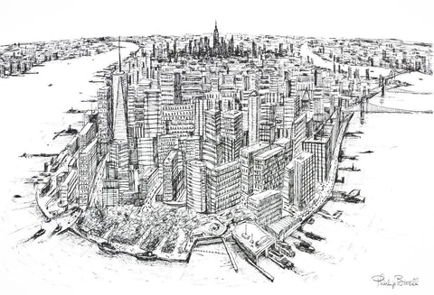 Manhattan Original by Phillip Bissell