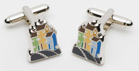 Besides The Sea Cufflinks by Paul Horton