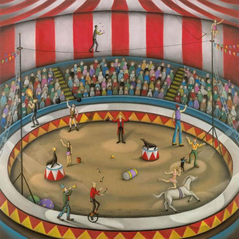 The Big Top by Paul Horton