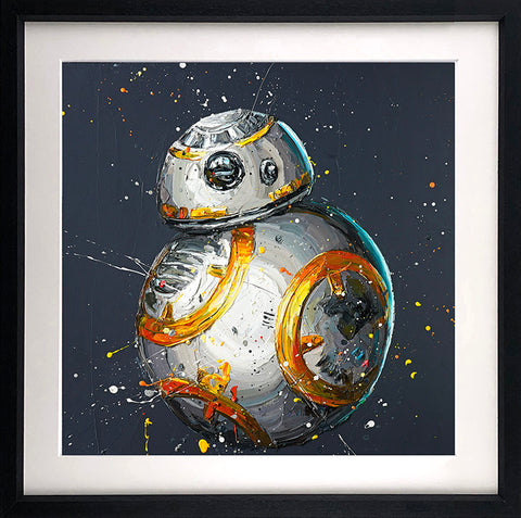 BB8 Paper by Paul Oz *NEW*