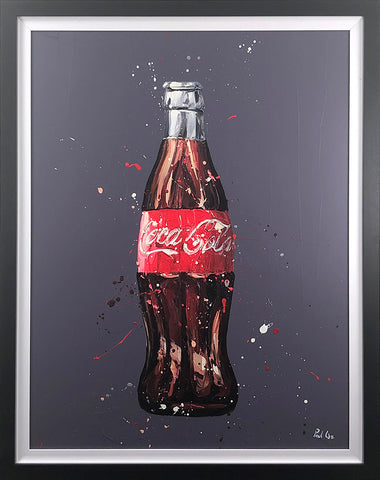 Catch The Wave (80's Bottled Coke) by Paul Oz