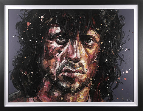 First Blood (Rambo) by Paul Oz