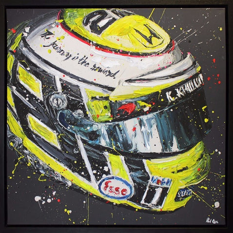 Jenson Last Lid Canvas by Paul Oz
