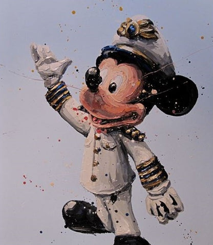 Micky Mouse by Paul Oz
