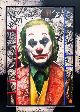 Arthur Fleck (Joker) by Rob Bishop