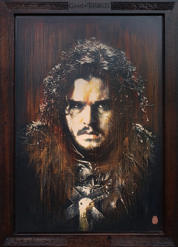 Aegon Targaryen (Jon Snow) by Rob Bishop