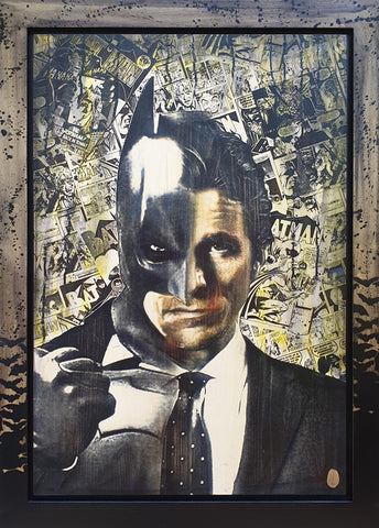 The Dark Knight (Batman - Christian Bale) by Rob Bishop