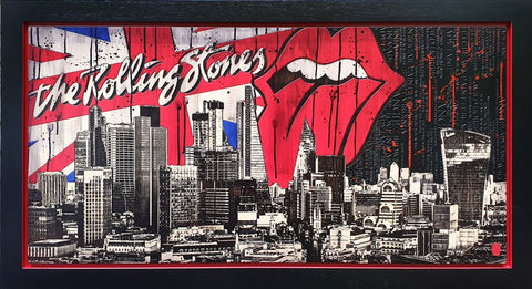 The Stones (London Skyline) by Rob Bishop