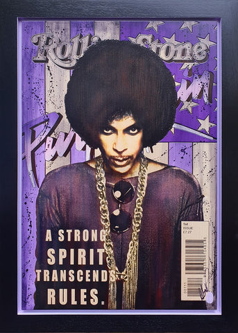 Prince by Rob Bishop