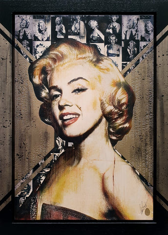 Monroe Gold by Rob Bishop