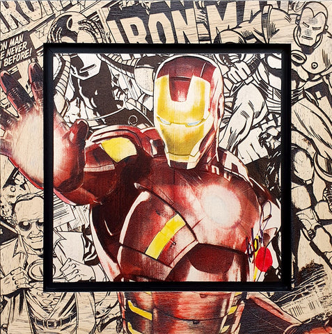 Ironman (EF) by Rob Bishop