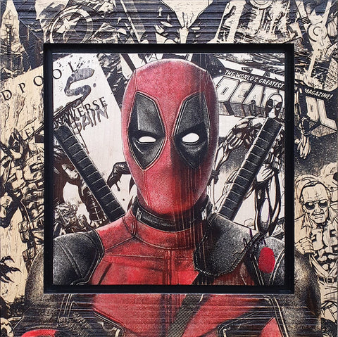 Deadpool (EF) by Rob Bishop