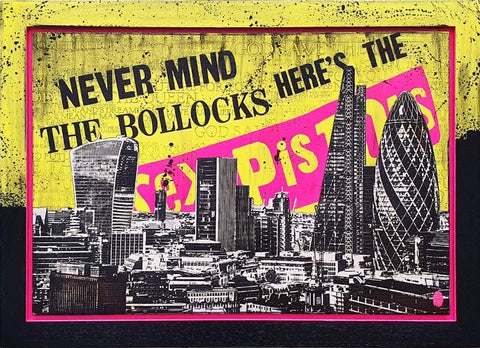 London Skyline (The Sex Pistols) by Rob Bishop