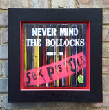 My Diary: Never Mind The Bollocks Original by Rob Bishop *SOLD*