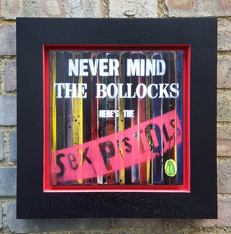 My Diary: Never Mind The Bollocks Original by Rob Bishop *NEW*