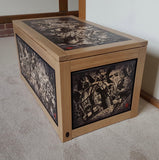 Multi Use Toy Chest/Storage Box by Rob Bishop