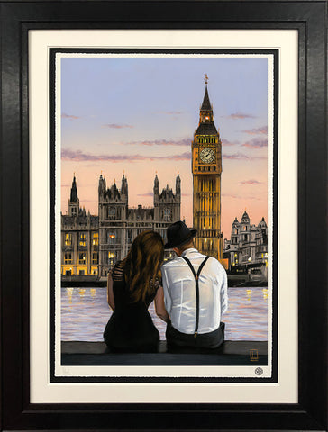 Westminster Sunset Paper by Richard Blunt *NEW*