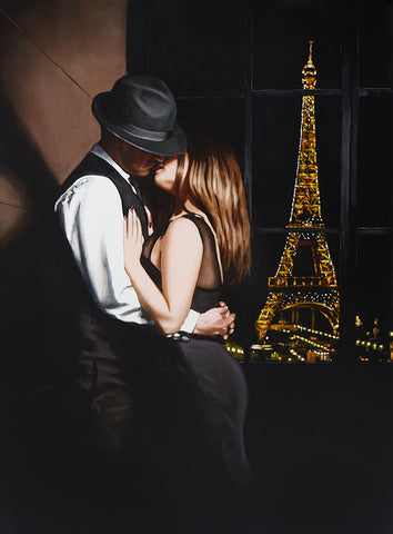 Midnight In Paris (Harmony Dark Collection) by Richard Blunt