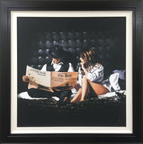 Priceless (Harmony Dark Collection) by Richard Blunt-Limited Edition Print-Richard-Blunt-artist-The Acorn Gallery