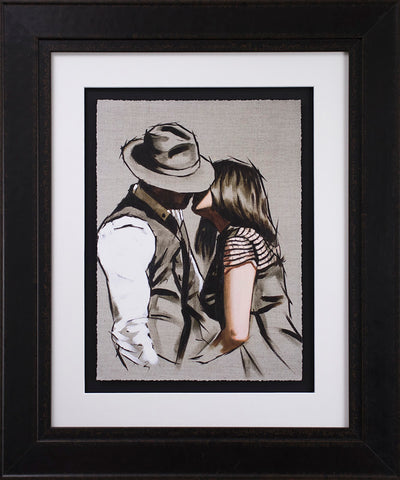 This Love II by Richard Blunt *NEW*-Original Art-Richard-Blunt-artist-The Acorn Gallery