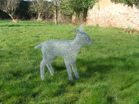Lamb Original by Richard Gibson
