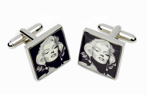 Monroe Cufflinks by Simon Claridge