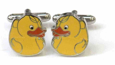 Quack Quack Cufflinks by Sarah Graham