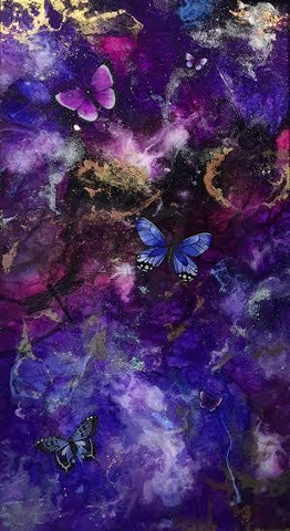 Madame Butterfly Original by Sarah Louise Ewing *SOLD*