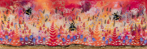 The Bee Keepers Garden by Sarah Louise Ewing