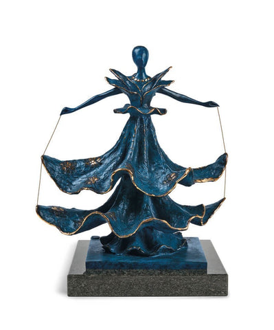 Dalinian Dancer Bronze Sculpture by Salvador Dali